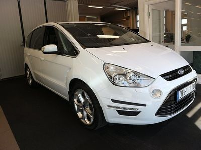 begagnad Ford S-MAX 2.0 Flexifuel 7-sits Business 2011, Kombi 99 900 kr