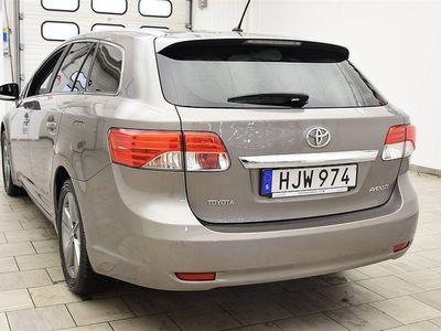 begagnad Toyota Avensis 1.8 Kombi 147hk PANORAMA / 4846MIL