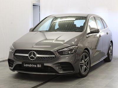 begagnad Mercedes B200 Automat AMG-Line