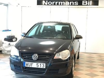 begagnad VW Polo 1.4 Comfort 5-D/Nybes/75hk