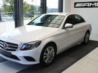 used Mercedes C220 d Sedan -18