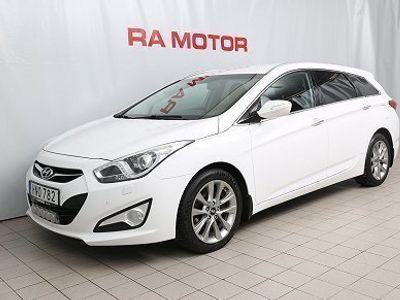 begagnad Hyundai i40 1,7 CRDi Comfort Plus Kombi Aut D -14