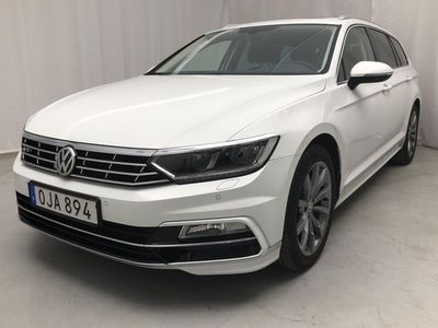 gebraucht VW Passat 2.0 TDI Sportscombi (190hk)