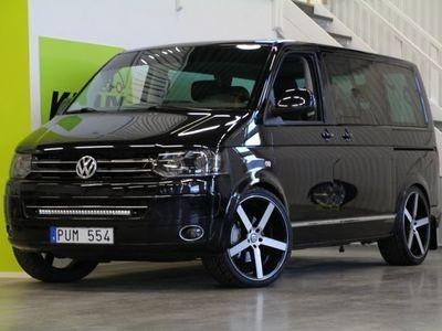 gebraucht VW Multivan 2.0 TDI Highline D-värme med fjärr