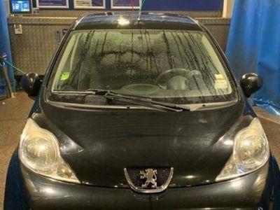 begagnad Peugeot 107