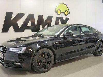 begagnad Audi A5 Sportback 1.8 TFSI | S-Line | S&V-Hjul (144hk)
