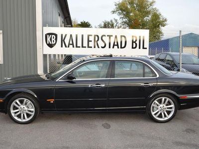 begagnad Jaguar XJR 4.2 V8 Supercharged 396hk