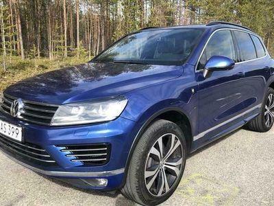 begagnad VW Touareg VW 3.0 TDI BlueMotion Technology 2016, SUV Pris 215 000 kr