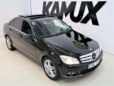 begagnad Mercedes C250 CDi | Aut | Panorama |