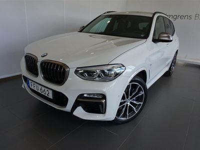 "begagnad BMW X3 M40i Adaptive LED Head-Up Drag 20"""
