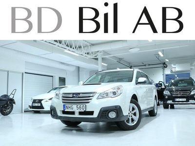 begagnad Subaru Outback 2.0 4WD M-VÄRM DRAG -13