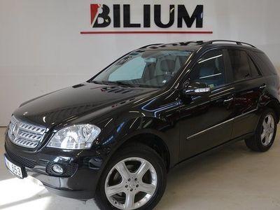 begagnad Mercedes 320 ML BenzCDI 4M AUT GPS Taklucka AMG 1 Års 2007, SUV 114 900 kr
