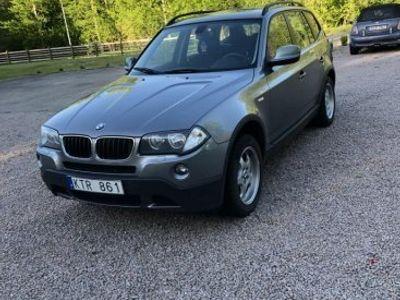 begagnad BMW X3 2,0 Tdi -11