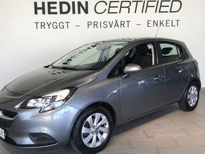begagnad Opel Corsa - E ENJOY 5 - DÖRRAR AUTOMAT ECOTEC