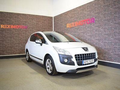begagnad Peugeot 3008 1.6 HDi FAP 109hk Ny Besiktad