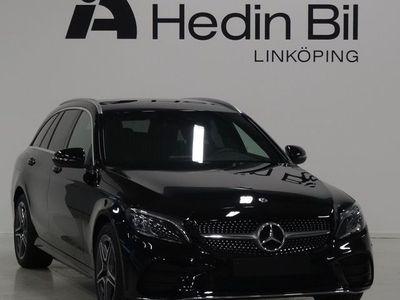 begagnad Mercedes C220 D 4MATIC AMG DISTRONIC VINTERPAKET
