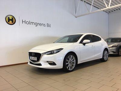 begagnad Mazda 3 5dr 2.0 165hk 6man Optimum