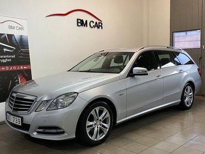 begagnad Mercedes E220 CDI (170Hk) Auto/Avantgar