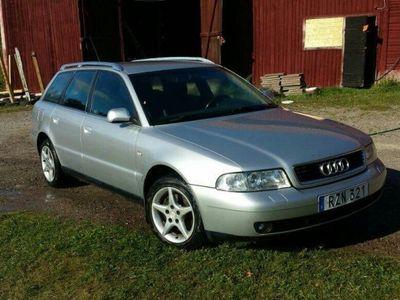 begagnad Audi A4 2.4 -00