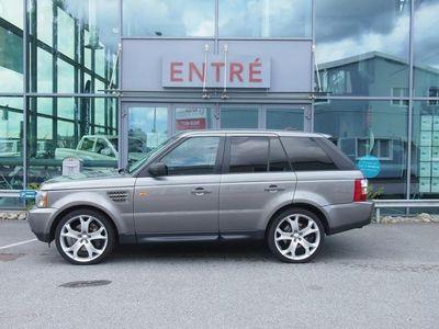 begagnad Land Rover Range Rover Sport HDI V8 SUV