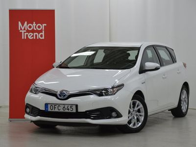 begagnad Toyota Auris Hybrid 1,8 5D ACTIVE