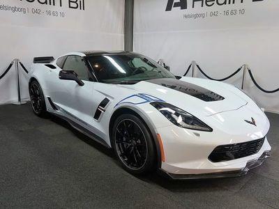 brugt Chevrolet Corvette Carbon 65 Edition 466 Hk AT8 TARGA. LÅG SKATT!