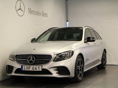 begagnad Mercedes C220 d 4MATIC Kombi, Premium Plus, AMG Line
