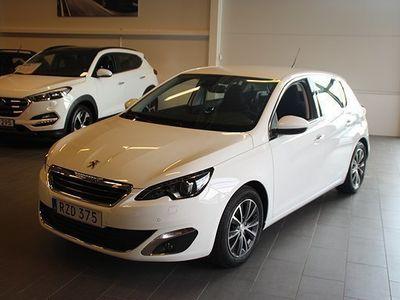 brugt Peugeot 308 1.2 e-THP Automat Allure Euro 6 130hk