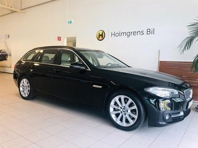 begagnad BMW 520 d xDrive Touring Navigation Skinn Drag Automat