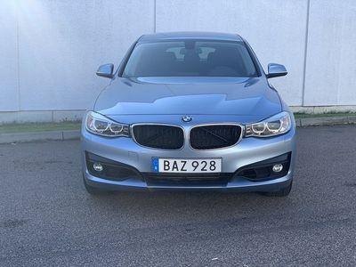 begagnad BMW 320 Gran Turismo d Euro 6 184hk -14