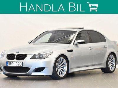 begagnad BMW M5 507hk Svensksåld Ferrita