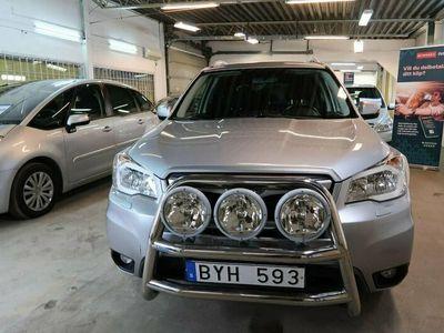 begagnad Subaru Forester  SJ