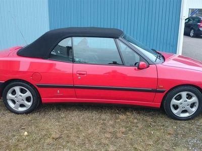 begagnad Peugeot 306 Cabriolet -95