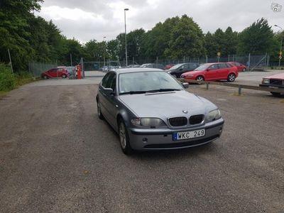used BMW 320 i Sedan Manuell, 170hk -05