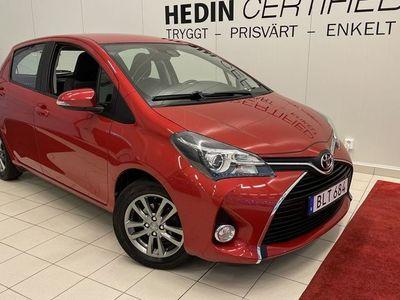 begagnad Toyota Yaris 5 - Dörr 1,33 Ink Vinterhjul