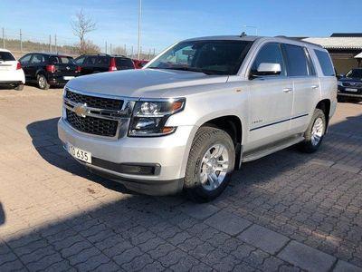 begagnad Chevrolet Tahoe LT V8 ECOFLEX 8-SITS DRAG 2-Å