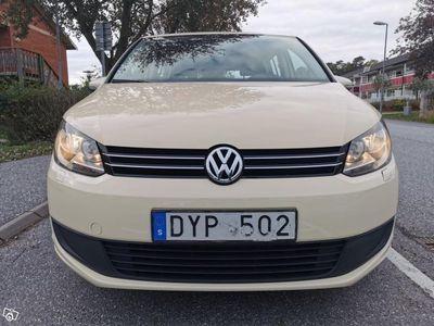 begagnad VW Touran -12
