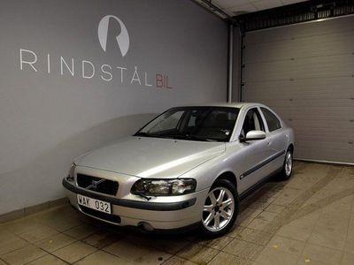 begagnad Volvo S60 2.4 170 HK DRAG BUSINESS 11100MIL