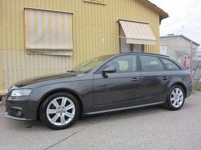 begagnad Audi A4 Avant 2.0 TFSI E85 quattro Pro Line 1 -11