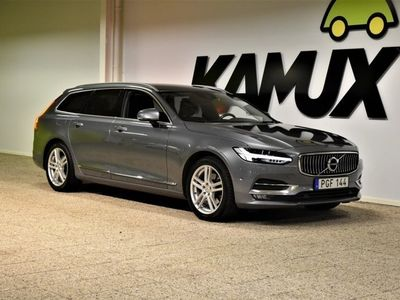 begagnad Volvo V90 D4 AWD Inscription Head-up Drag (190hk)