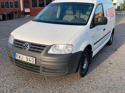 begagnad VW Caddy Maxi 2.0 EcoFuel 109hk