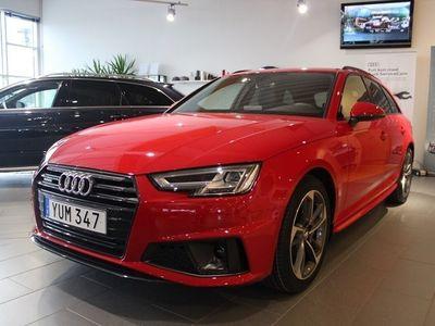 begagnad Audi A4 Avant 2.0 TDI 190HK Q ST SPORT Se Utr!