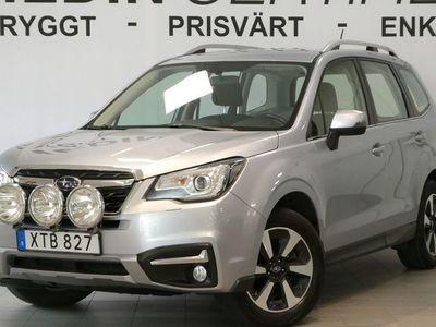 begagnad Subaru Forester 2.0D XS 4WD Aut Drag V-Hjul