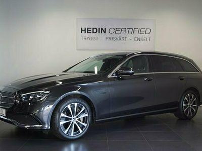 begagnad Mercedes E300 E BenzKombi Plug-in Hybrid 2021, Kombi Pris 499 900 kr