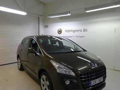 begagnad Peugeot 3008 1,6 Turbo 2010, Halvkombi 94 900 kr