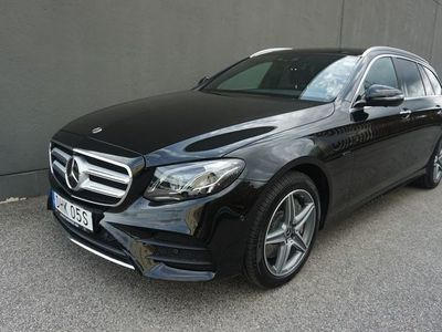 begagnad Mercedes E300 T Plug-In 9G-Tronic