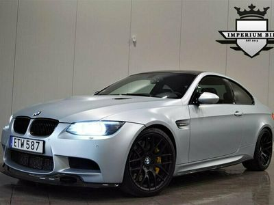 begagnad BMW M3 Competition Edition Frozen Silver Edition 420hk