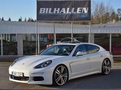 begagnad Porsche Panamera Diesel S Facelift Luftfjädring 300hk