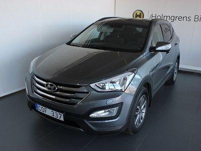 begagnad Hyundai Santa Fe 2.2 CRDi AWD