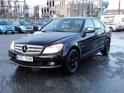 begagnad Mercedes C280 Elegance Aut,Navi,Pdc,Ellucka